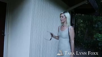 Tara Lynn Foxx and Anthony Rosano in Neighbor Affair