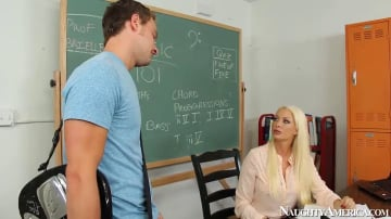 Summer Brielle and Van Wylde in My First Sex Teacher
