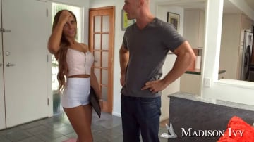 Madison Ivy and Johnny Sins in I Have a Wife