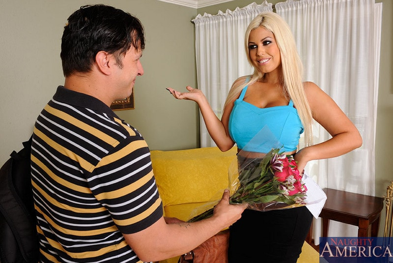 Naughty America 'Bridgette B. and Anthony Rosano in My First Sex Teacher' starring Bridgette B (photo 3)