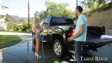 Tasha Reign and Jordan Ash in My Wife's Hot Friend