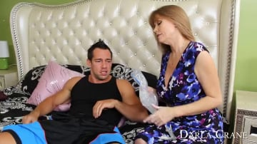 Darla Crane and Johnny Castle in My Friends Hot Mom