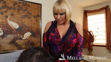 Mellanie Monroe and Johnny Castle in My Friends Hot Mom