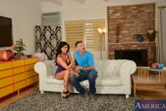 Missy Martinez, Romi Rain and Mr. Pete in My Girlfriend's Busty Friend (Thumb 01)