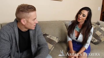 Ariella Ferrera and Cody Sky in My Friends Hot Mom