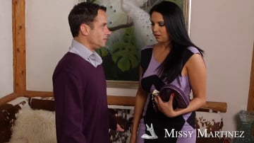 Missy Martinez and Alan Stafford in My Wife's Hot Friend
