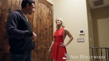 Ash Hollywood and Ryan Driller in My Friend's Hot Girl