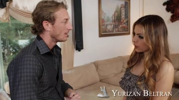 Yurizan Beltran and Ryan Mclane in I Have a Wife