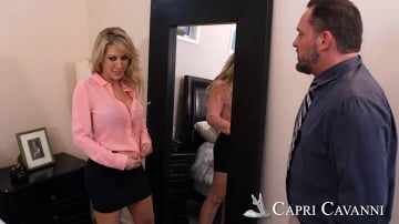 Capri Cavanni in My Dad's Hot Girlfriend