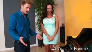 Ariella Ferrera in Seduced by a cougar