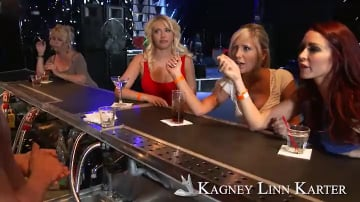 Kagney Linn Karter, Monique Alexander, Tasha Reign in My Sisters Hot Friend
