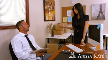 Anissa Kate in Naughty Office
