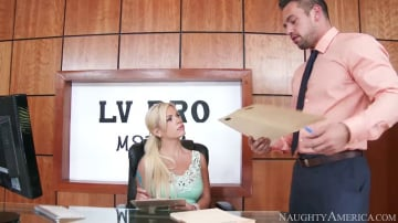 Bibi Noel in Naughty Office