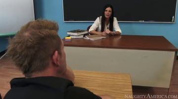 India Summer in My First Sex Teacher