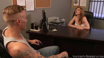 Marie McCray in Naughty Office