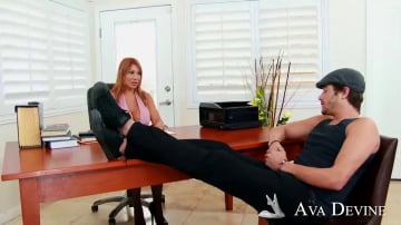 Ava Devine in My First Sex Teacher