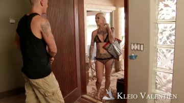 Kleio Valentien in Neighbor Affair