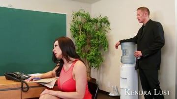 Kendra Lust in Naughty Office