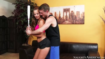 Jillian Janson in Naughty Athletics