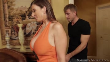 Sara Jay in Seduced by a cougar