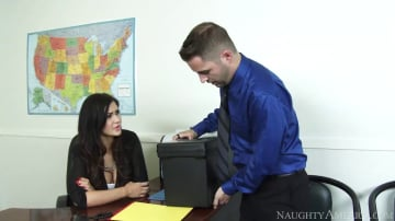 Kendall Karson in Naughty Office