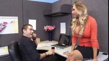 Samantha Saint in Naughty Office