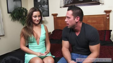 Dani Daniels in My Sisters Hot Friend