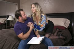 Julia Ann and Chad White in Seduced By A Cougar (Thumb 04)