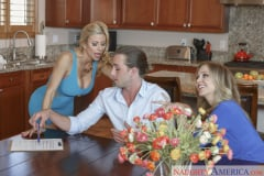 Alexis Fawx and Julia Ann and Lucas Frost in My Friend's Hot Mom (Thumb 01)
