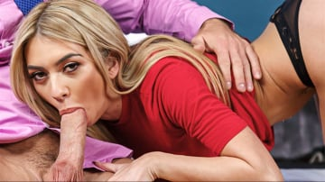 Kat Dior and Johnny Castle in My Girl Loves Anal