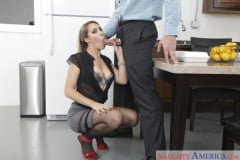 Kimber Lee and JMac in Naughty Office (Thumb 02)