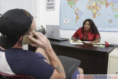 Diamond Jackson and Kyle Mason in My First Sex Teacher (Thumb 01)