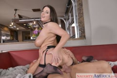 Angela White and Johnny Castle in Dirty Wives Club (Thumb 10)