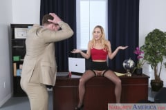Carter Cruise and Kyle Mason in Naughty Office (Thumb 01)