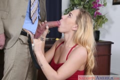 Carter Cruise and Kyle Mason in Naughty Office (Thumb 03)