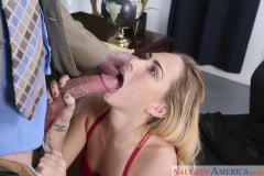 Carter Cruise and Kyle Mason in Naughty Office (Thumb 04)