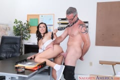 Jade Amber and Criss Simon in Naughty Bookworms (Thumb 10)