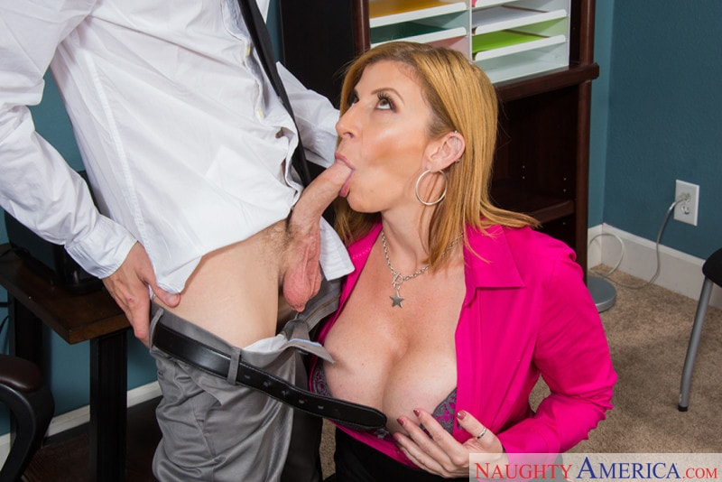 Naughty America 'Sara Jay and Rion King in Naughty Office' starring Sara Jay (photo 10)