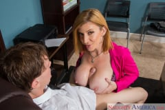 Sara Jay and Rion King in Naughty Office (Thumb 09)