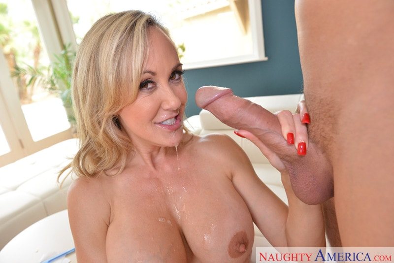 Naughty America 'Brandi Love and Brad Knight in Seduced By A Cougar' starring Brandi Love (photo 1)