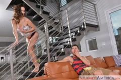 Ashley Adams and Seth Gamble in My Friend's Hot Girl (Thumb 11)