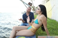 Adria Rae and Tony Rubino in My Friend's Hot Girl (Thumb 12)