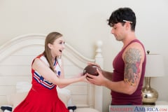 Gracie Green and Ryan Driller in My Sister's Hot Friend (Thumb 02)