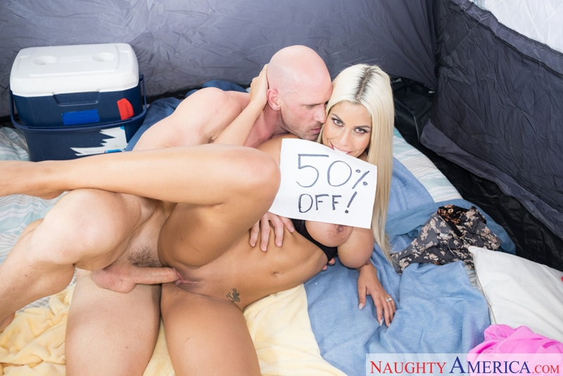 Naughty America 'Bridgette B. and Johnny Sins in Naughty America' starring Bridgette B. (photo 10)
