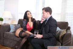 Mia Martinez and Kyle Mason in Dirty Wives Club (Thumb 05)