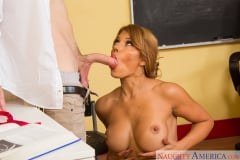 Mercedes Carrera and Rion King in My First Sex Teacher (Thumb 12)