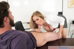 Julia Ann and Lucas Frost in My First Sex Teacher (Thumb 12)