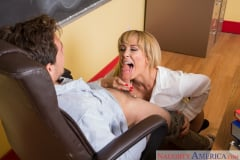 Cherie DeVille and Tyler Nixon in My First Sex Teacher (Thumb 12)