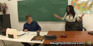 Sienna West and Danny Wylde in My First Sex Teacher