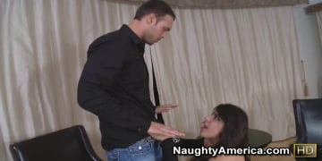Laurie Vargas and Rocco Reed in Latin Adultery